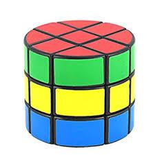 kangkang cylinder magic cube creative cube puzzle