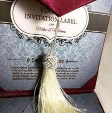 wedding invitations handmade handmade pocket fold invitations luxury wedding invitations