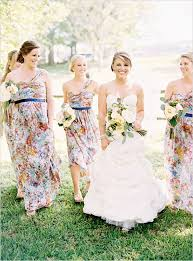 floral maxi bridesmaid dress 55 best patterned textured bridesmaid dresses images on
