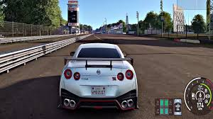 gtr nissan nismo 2017 project cars 2 nissan gt r nismo 2017 top speed gameplay 4k hd