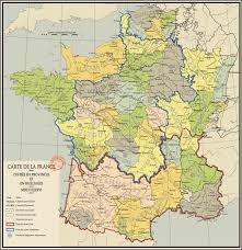 Map Of Paris France Map Of The Kingdom Of France By Nanwe01 On Deviantart