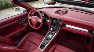 convertible porsche red porsche 911 carrera s cabriolet review autoevolution