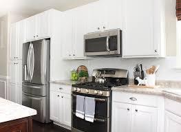 SelfAdhesive Kitchen Backsplash How To Nest For Less - Smart tiles kitchen backsplash