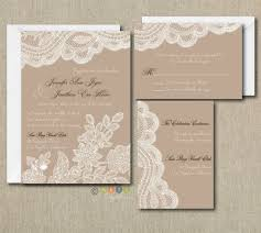 rustic pocket wedding invitations cheap wedding invitations packs plumegiant com