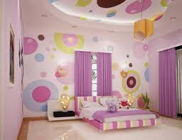 Childrens Bedroom Colors  PierPointSpringscom - Paint for kids rooms