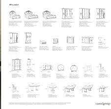 kitchen furniture list home design alluring standard furniture size home design