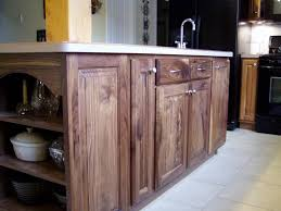 Black Walnut Kitchen Cabinets Black Walnut Cabinets 1074 Cherry Cabinets And Black