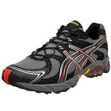 amazon com asics men u0027s gel trail sensor 3 wr running shoe