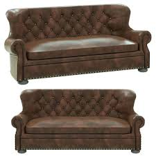 leather sofa with nailheads t4homezz page 37 medium brown leather sofa leather sofa with