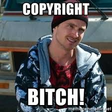 Meme Generator Copyright - copyright bitch breaking bad jesse meme generator