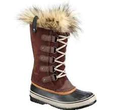 s boots with fur sorel s joan of arctic boots winter fur trim tobacco