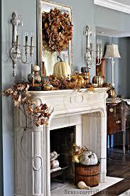 diy fall mantel decor ideas to inspire landeelu com 35 fall mantel decorating ideas halloween mantel decorations