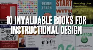 10 invaluable books for instructional design