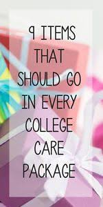 College Care Packages 10 Ideas For College Care Packages My First Year Care Packages
