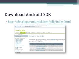 developer android sdk index html android hello world frank xu gannon steps