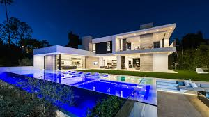 home of the day blockbuster contemporary in the 90210 la times