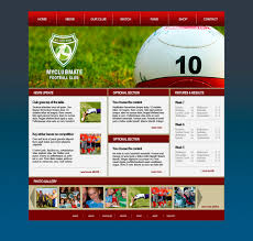 myclubmate web design for sports clubs