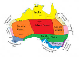 map of austarlia this fascinating map shows us australia s climate