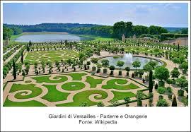 giardini di versailles le regole caos vanno bene per i giardini ma non per i