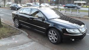 volkswagen phaeton 2016 it u0027s a jersey thing volkswagen phaeton w12 thinks it u0027s a bentley