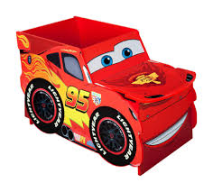 car toy clipart disney cars lightning mcqueen large car shaped toy box