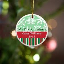 personalized ornaments bulk chrismas 2017