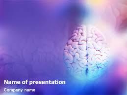 templates for powerpoint brain brain powerpoint template backgrounds 01606 poweredtemplate com