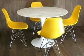 Tulip Table And Chairs Saarinen Tulip Table Base Reproduction Eero Saarinen Tulip Table