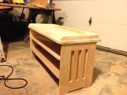 Shoe Storage Bench With Seat Hall Shoe Storage Bench Seat Bench With Shoe Storage Cyberclara Com