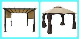 Lowes Pergola Plans by Triyae Com U003d Backyard Canopy Lowes Various Design Inspiration