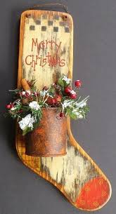 Primitive Christmas Crafts Pinterest