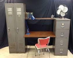 Industrial Office Desks vintage industrial office desk reception desk vintage