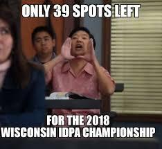 Wisconsin Meme - 2018 wisconsin idpa chionship home facebook