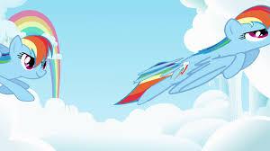 infinite rainbow dash animated gif by hazelproductions on deviantart