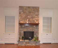 built in cabinets around fireplace provera 250
