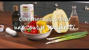 comment cuisiner la courgette spaghetti comment apprêter une courge spaghetti