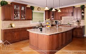 wood cabinets kitchen fabuwood wellington cinnamon kitchen cabinets best kitchen