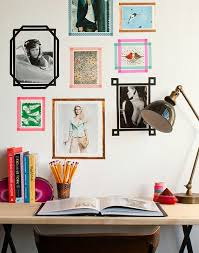 Art Frame Design Best 25 Washi Tape Frame Ideas On Pinterest Washi Tape Wall