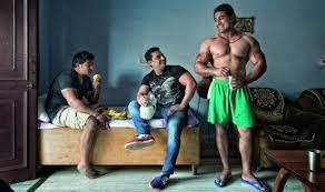 2 desa pria kuat di india yang hir semua prianya berotot