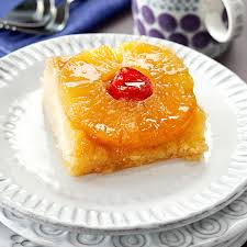 makeover pineapple upside down cake recipe taste of home