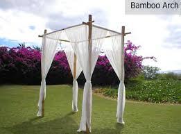 wedding arch no flowers beautiful bamboo arch wedding ideas arch bamboo