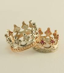 crown wedding rings crown wedding ring set royal wedding rings women crown ring men