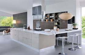 plan cuisine moderne ophrey com cuisine moderne avec un bar prélèvement d