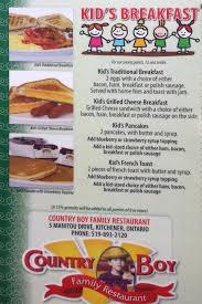 country boy family restaurant u2013 restaurant menu in kitchener ontario