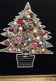 costume jewelry trees 17 glittery glamorous photos