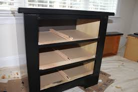 Black Furniture Paint by Painting Furniture Black Casual Cottage