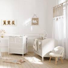 chambre bebe blanc chambre bebe fille blanche idées de décoration capreol us