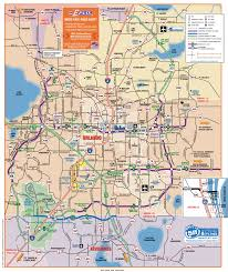 Florida Map Cities Orlando Expressway Map Orlando U2022 Mappery