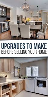 upgrades to get your home ready to sell budget dumpster upgrades before selling your home pinterest