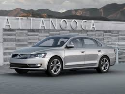 used 2013 volkswagen passat for sale knoxville tn